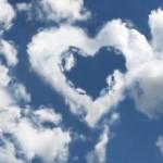 Herz-Wolken